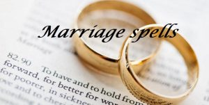 marriage spells